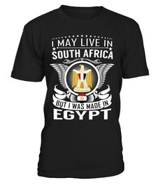 I May Live in South Africa But I Was Made in Egypt #Egypt