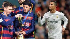 Ballon d'Or 2015: Statistik Menunjukkan Lionel Messi Ungguli Cristiano Ronaldo dan Neymar Raih Ballon d'Or
