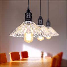 INDUSTRIO COLLECTION VINTAGE HANGING LIGHT