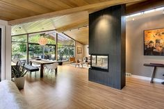 Madison Park (Seattle, US) single family home remodelled by Dyna Contracting and Brandt Design Inc.