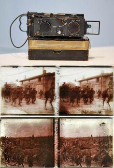 Chris A. Hughes trouve de vieux appareils photos dans lesquels leurs propriétaires ont oubliés des films exposés. Il développe ensuite les films pour découvrir quelles photos il y avait sur le film, le résultat dépendant souvent de l'age de l'appareil.