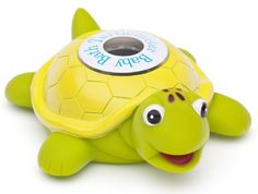#Aquatopia #Deluxe Safety Bath Thermometer Alarm, #Green   works great!   http://amzn.to/Hg0Npp