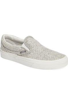 Main Image - Vans Classic Slip-On Sneaker (Women) | Size 8.5