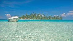 San blas islands, Panama.