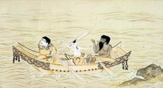 Ainu People, Korean Art, Old And New, Japanese, History, Ethnic, Painting, Group, Historia