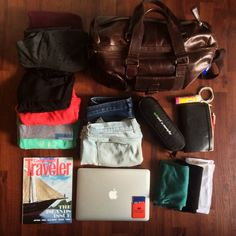 What's in the bag? What to pack for San Francisco