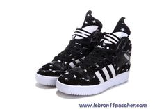 Adidas X Jeremy Scott Big Tongue Star Chaussures Sortie