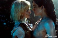 Lesbian Vampire Killers Funny or Offensive