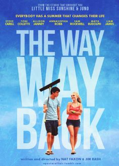 Image result for the way way back movie poster