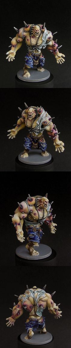 Zombicide Abomination