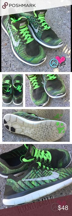 Nike Free 4.0 Flyknit Nike Free 4.0 Flyknit   Size W8.5 Gently Loved in Good Clean Condition Selling as is 😃✌️️ Questions? Just ask 😃✌️️  ❌❌NO TRADE ❌❌ Nike Shoes Sneakers