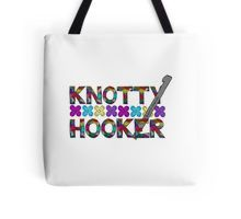 Knotty Hooker Tote Bag