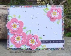 Lorraine's Loft: Simon Says Stamp April Card Kit