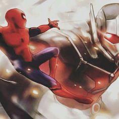Spiderman y antman
