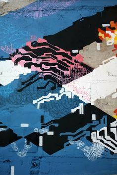 Sowat x Lek x Philippe Baudelocque New Collaboration - Paris, France