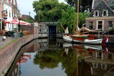 kolksluis, Spaarndam, Noord Holland