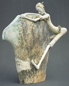Barbara Cichocka - painting and sculpture in ceramics