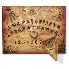 Calling Heaven Spirit Board - Women's Clothing & Symbolic Jewelry – Sexy, Fantasy, Romantic Fashions Wiccan, Magick, Pagan, Pyramid Collection, Angels Among Us, Fantasy Romance, Ouija, New Today, Holidays Halloween