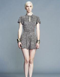 Saloni London Spring/Summer 2013 Collection – Up Beat, Down Town