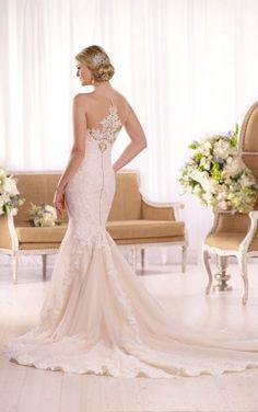 D2036 Royal Organza Wedding Dress by Essense of Australia  I FOUND IT!!!!