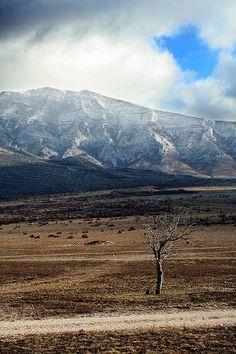 [The Dinara mountains and the Suhopolje plateau / Croatia]  #croatia #hrvatska
