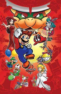 Super Mario Odyssey - Vincent Lovallo