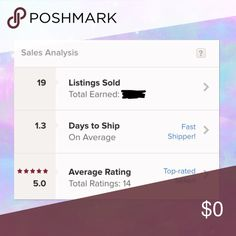 My closet stats :-) I am a top rated and fast shipper! everything I have for sale is just as described. I want you to feel safe and secure while shopping in my closet! :-) you can trust buying from me! PINK Victoria's Secret Tops
