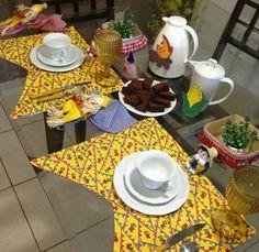Café junino