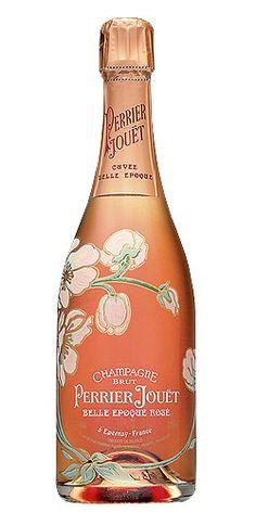 Perrier Jouët.  Still one of my favourite bottle designs.