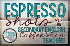 Let the teachers of The Secondary English Coffee Shop help to get you back to school ready! A group of experienced English teachers share their favorite part about heading back to school. #MiddleSchoolEnglish #HighSchoolEnglish #EnglishTeacher
