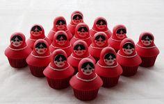 ~Matroesjka cupcakes~