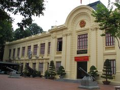 Revolutionary Museum Hanoi