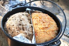 Episode 1 of Ultimate Braai Master and a Pot Beer Bread Recipe |