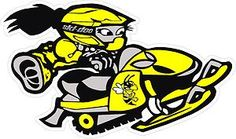 We have ski-doo...  ...do you?