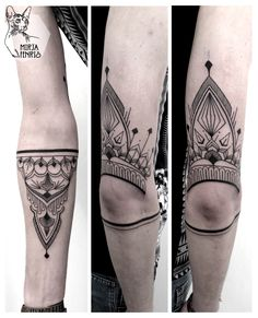 Mirja Fenris Tattoo. Really cool artist