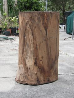 Wood log: For our Sw