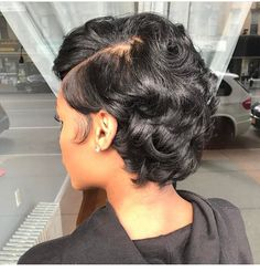 New Hair Cuts Long Pixie Products Ideas My Hairstyle, Pretty Hairstyles, Girl Hairstyles, Short Relaxed Hairstyles, Weave Hairstyles, Straight Hairstyles, Big Chop Hairstyles, Wedding Hairstyles, Black Girl Short Hairstyles