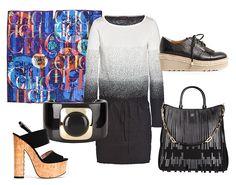 Guía de Estilo del Jockey Plaza Biotipo Cuerpo de Pera #Fashion #Tips #Body #Zara #CarolinaHerrera #AdolfoDominguez