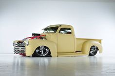 1949 Chevy Truck Pro-Street YES!