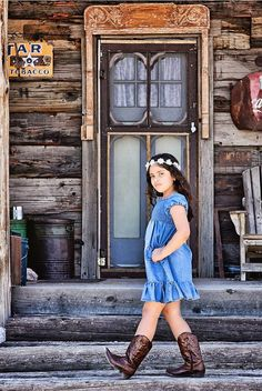 HDR, Nelson NV, Children's Photography, Eunice Sierra Photography, little girl, old west.