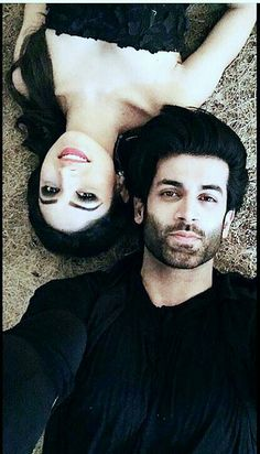 Namik paul & donal bisht Bollywood Celebrities, Bollywood Actress, Namik Paul, Sanam Teri Kasam, Tv Actors, Barbie Dolls, Halloween Face Makeup, Handsome, Celebrity