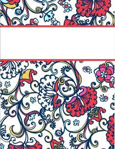 binder covers30 http://happilyhope.wordpress.com/2013/07/25/my-cute-binder-covers/
