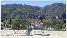 Terraza con vistas al parque de Viñales. Vinales, Grand Canyon, Nature, Travel, Terrace, Parks, Cities, Naturaleza, Viajes