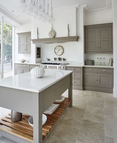 8 Inventive Hacks: White Kitchen Remodel Brass Hardware kitchen remodel on a budget brown.Kitchen Remodel With Island L Shape kitchen remodel checklist style.Small Kitchen Remodel With Laundry. Taupe Kitchen, Grey Kitchens, Kitchen Flooring, Gray And White Kitchen, Home, Country Kitchen, Home Kitchens, Kitchen Renovation, Kitchen Design