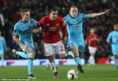 Henrikh Mkhitaryan showed Jose Mourinho glimpses of his form from last season