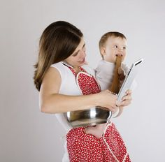 Parenting Hacks from a (mostly) good mom by @JillinIL