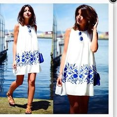 CHIC-WISH-EMBROIDERED-BLUE-SHIFT-SWING-DRESS-ASOS-BN-BLOGGERS-FAVE