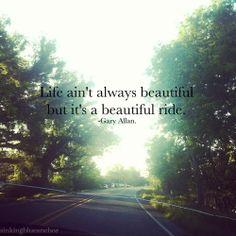 Gary Allen - Life Ain't Always Beautiful