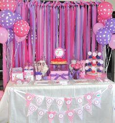 Ideas para tu Fiesta: Doctora Juguetes Party