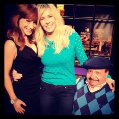 Kathy Griffin, Chelsea Handler, Chuey